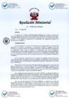 Vista preliminar de documento Disponer la publicación del proyecto de Resolución Ministerial que aprueba la modificación de la denominación, ubicación y contenido de la Norma Técnica CE.040 Drenaje Pluvial del Reglamento Nacional de Edificaciones
