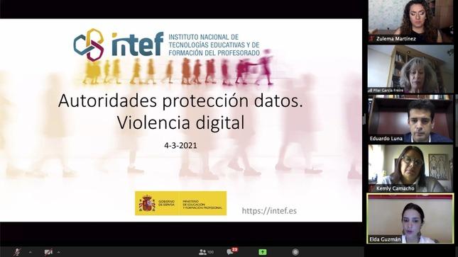 Autoridades de Protección de Datos Personales se unen para luchar contra la violencia digital en Iberoamérica con un enfoque de género