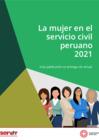 """Vista preliminar de documento Informe """"La Mujer en el Servicio Civil Peruano 2021"""""""
