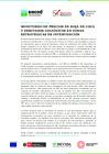 Vista preliminar de documento Monitoreo de Precios de Hoja de Coca y Derivados Cocaínicos en Zonas Estratégicas de Intervención Febrero 2021