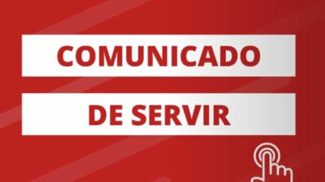 Comunicado: Sobre la aprobación del Congreso por insistencia al dictamen referido al régimen CAS