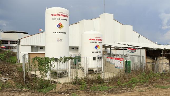 Diresa: CAATS de Bagua y Utcubamba reabastecidos con 20 toneladas de oxígeno