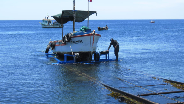Produce facilita la administración de infraestructura pesquera artesanal
