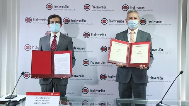Infraestructura eléctrica para Ica: se firma contrato para el desarrollo de dos nuevas subestaciones