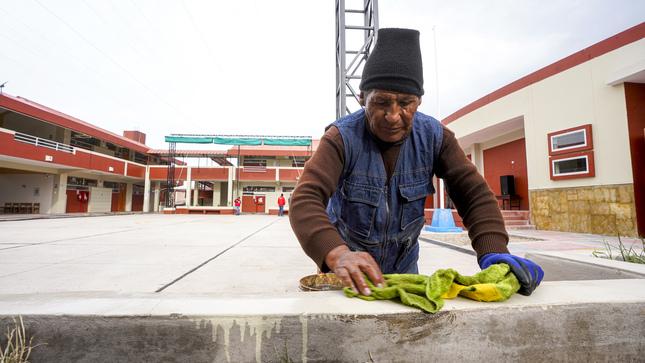 Pronied transferirá más de S/36,2 millones para el mantenimiento de 6336 colegios de Cajamarca