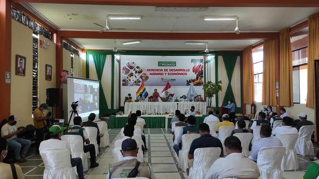 PROVRAEM Participó en Segunda Reunión de Trabajo para la Elaboración del Plan de Acopio de Cacao para la Campaña 2020