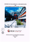 Vista preliminar de documento Informe de Evaluación de la Implementación del POI - II Semestre 2020