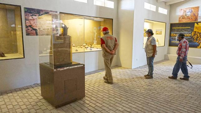 Museos de Lambayeque con nuevos aforos