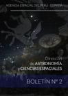 Vista preliminar de documento Boletín N° 2 - Dirección de Astronomía y Ciencias Espaciales