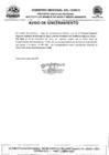 Vista preliminar de documento Texto Único de Procedimientos Administrativos (TUPA) del IMA