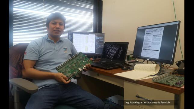 Agencia Espacial del Perú participa en megaproyecto internacional para el estudio de Neutrinos