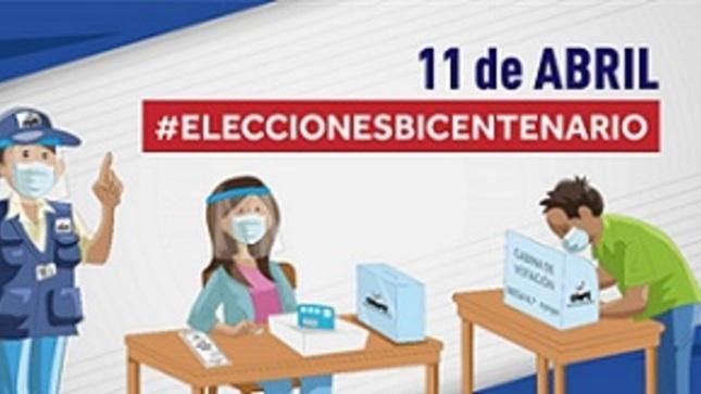 Convocatoria Elecciones Generales 2021