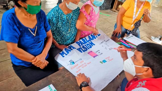 Midis ejecuta proyecto Aprendo CONTIGO para promover inclusión familiar, educativa y productiva en personas con discapacidad