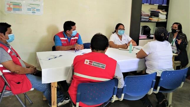 Programa Juntos trabaja de la mano con el sector salud    para garantizar abonos de familias usuarias