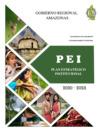 Vista preliminar de documento Plan Estratégico Institucional (PEI) 2020-2023