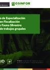 Vista preliminar de documento Primer Curso de Especialización Profesional en Fiscalización Forestal y de Fauna Silvestre: Publicación de trabajos grupales