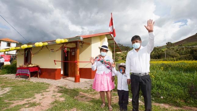 Cusco: Ministerio de Vivienda prevé construir este año más de 7000 viviendas para familias afectadas por el friaje