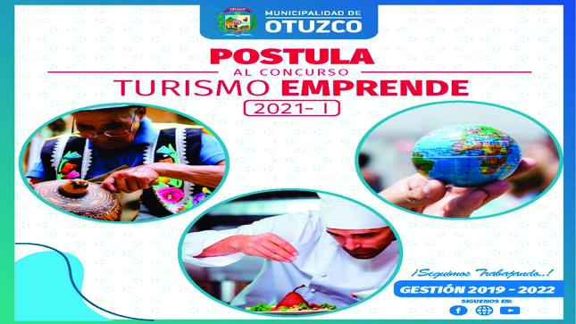 """Ven y Participa al Concurso  Público 2021-1 """"Fortalece tu Negocio"""""""