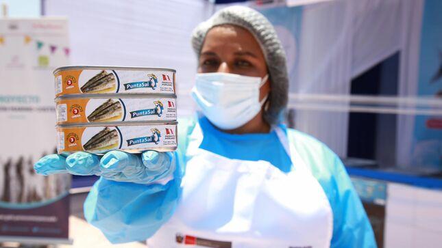 Paita: Produce benefició a más de 300 familias con pescados a precio de promoción