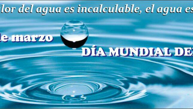 Hoy se celebra el Día Mundial del Agua