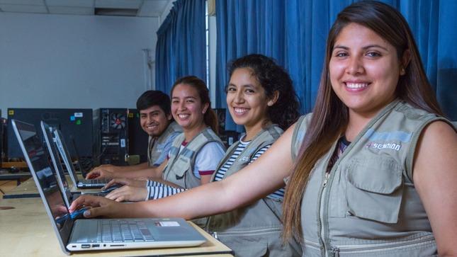 Más del 30% de ingresantes a SENCICO en  Examen de Admisión 2021 - 1 son mujeres