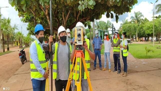 Iberia: inician trabajos de campo del expediente técnico de agua potable, alcantarillado y tratamiento de aguas servidas