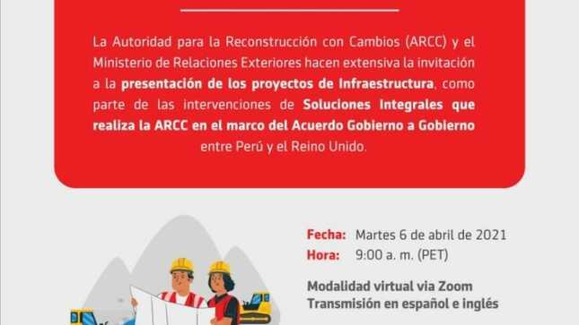 Alerta sobre Oportunidades de Inversión en el Perú NO.003 – 31/03/2021