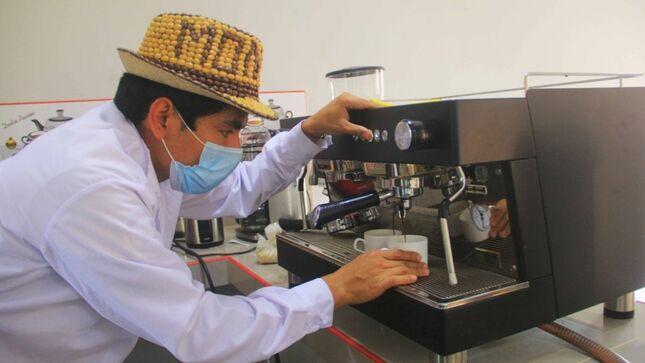 Huánuco: Monzón se prepara para inaugurar planta procesadora de café