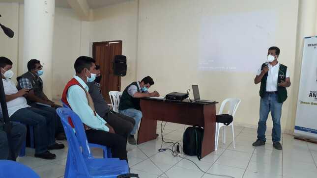 El MIDAGRI VRAEM participó  en reunión de coordinación sobre el PLAN DE ACOPIO CAFÉ CAMPAÑA 2021