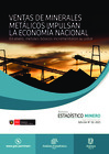 Vista preliminar de documento Boletín Estadístico Minero Febrero 2021