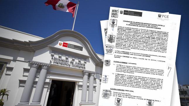Procuraduría General del Estado y Ministerio de Justicia suscriben convenio para fortalecer la defensa jurídica del Estado