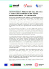 Vista preliminar de documento Monitoreo de Precios de Hoja de Coca y Derivados Cocaínicos en Zonas Estratégicas de Intervención Marzo 2021