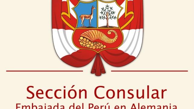Información importante sobre las elecciones generales del Perú en la ciudad de Berlín