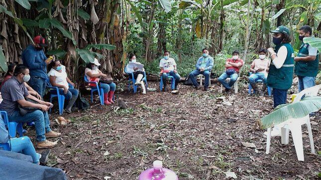 SENASA forma facilitadores de Escuelas de Campo en Ucayali