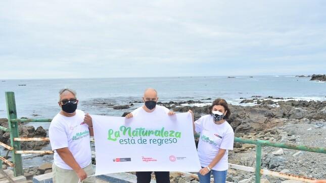 """Ministerio del Ambiente lanza campaña nacional """"Peruanos Naturalmente"""""""