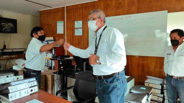 Ing. Leopoldo Fernández León, asume la Dirección Ejecutiva del Proyecto Especial Jequetepeque Zaña