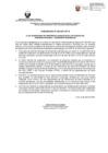 Vista preliminar de documento Suspensión Temporal del Proceso Realizado en Cumplimiento de la Undécima Disposición  Complementaria Final de la Ley Nº 31084, y los Procedimientos Posteriores a Realizar