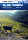 Vista preliminar de documento Boletín Climático Nacional - marzo 2021