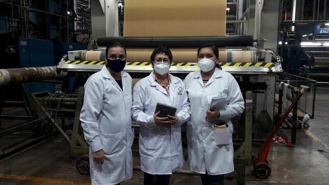 Covid-19: laboratorio de EE.UU. valida telas fabricadas en Perú que evita contagios