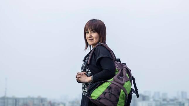 """Sonaly Tuesta es embajadora de la campaña """"Peruanos Naturalmente"""" del Minam"""