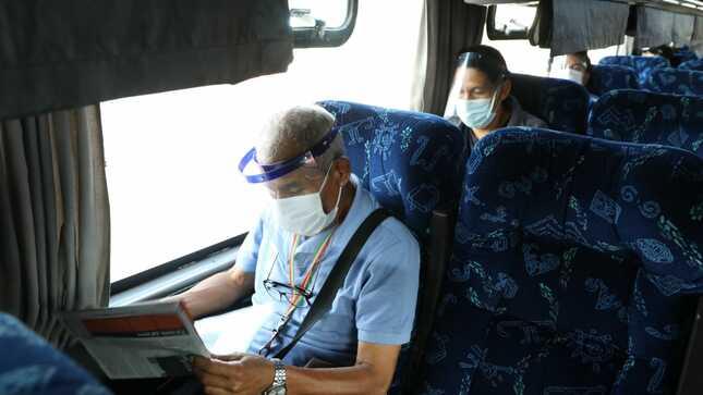 Elecciones Generales 2021: SUTRAN recomienda a usuarios optar por servicios de transporte autorizados y respetar las medidas sanitarias