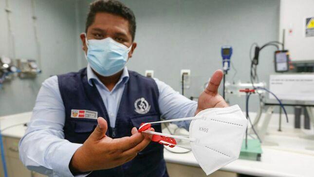 Minsa: Usar doble mascarilla incrementa el nivel de protección frente a la COVID-19