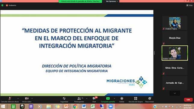 MIGRACIONES organizó más de 80 jornadas de  integración migratoria