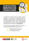 Vista preliminar de documento Convocatoria servicio de consultoría para el EP Abancay