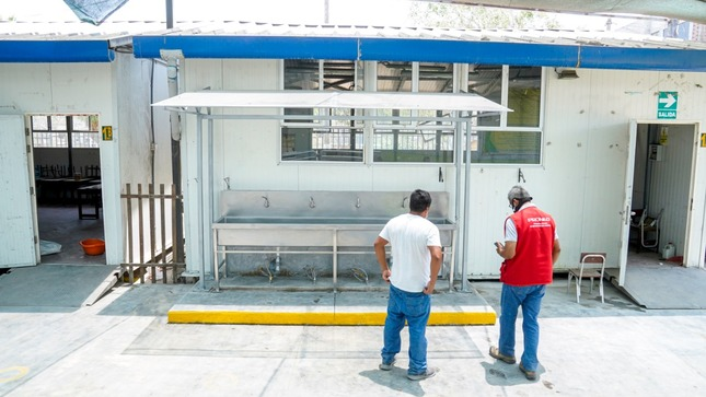 Pronied invertirá más de S/7 millones para instalar lavamanos en 2925 colegios de Cajamarca