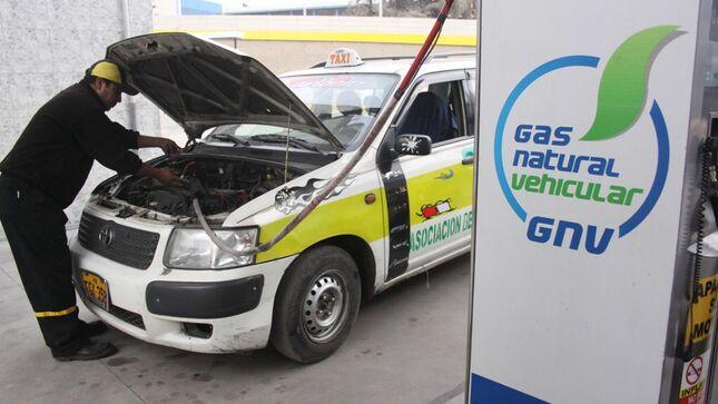 Programa Ahorro GNV atenderá a más de 20 mil usuarios  con conversiones vehiculares a gas natural