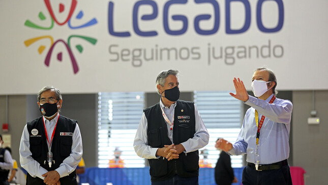 Conoce las sedes de Legado de los juegos panamericanos que serán centros de vacunación contra el covid-19