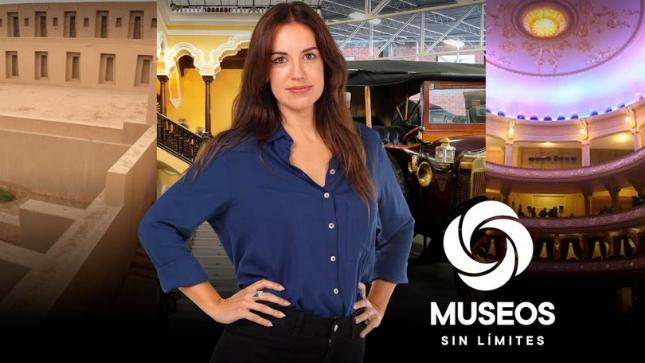 Museos sin límites estrena nueva temporada el sábado 17 de abril