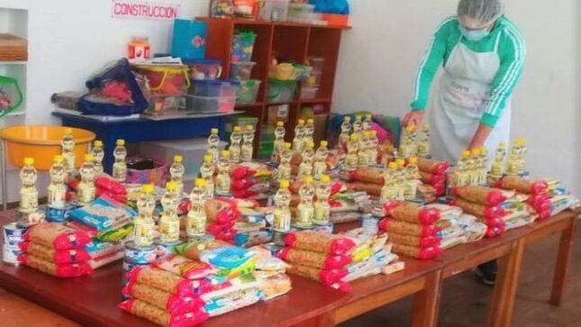 Qali Warma inicia segunda entrega de alimentos a más de 134 mil escolares de instituciones educativas del sur de Cajamarca