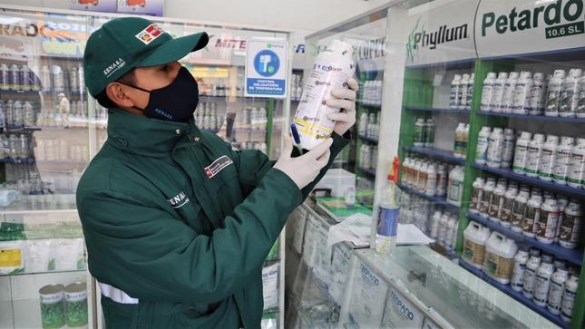 MIDAGRI: SENASA prohíbe registro, importación, comercialización y uso de Dicofol